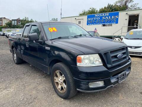 2004 Ford F-150 for sale at Noah Auto Sales in Philadelphia PA