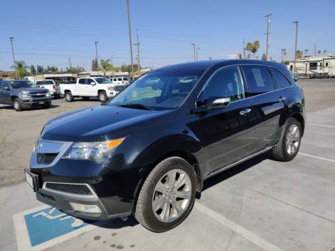 2011 Acura MDX for sale at California Motors in Lodi CA