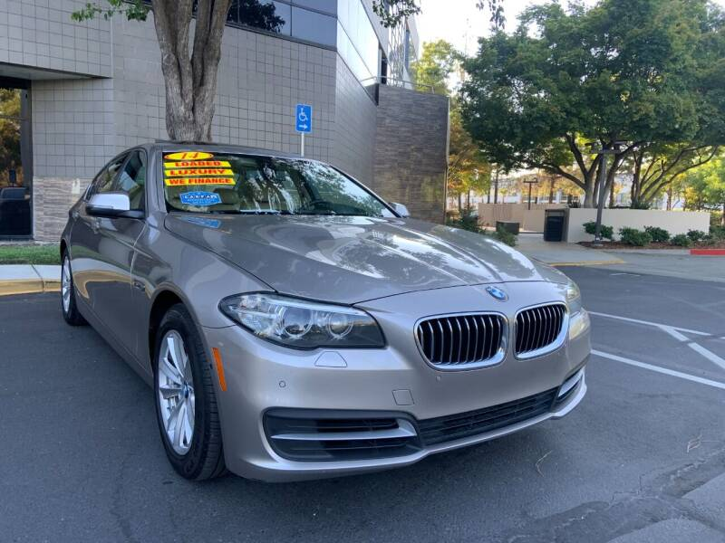 2014 BMW 5 Series for sale at Right Cars Auto Sales in Sacramento CA