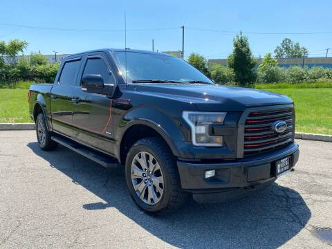 2016 Ford F-150 for sale at Pristine Auto Group in Bloomfield NJ
