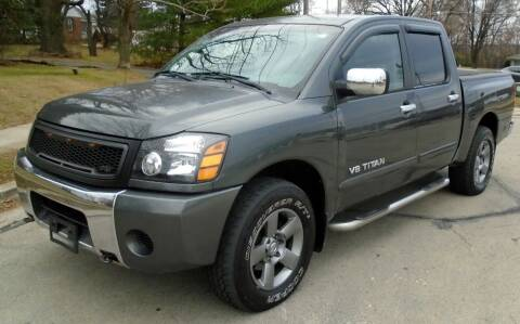 2005 Nissan Titan for sale at Waukeshas Best Used Cars in Waukesha WI