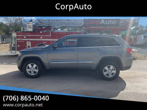 2013 Jeep Grand Cherokee for sale at CorpAuto in Cleveland GA