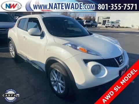2013 Nissan JUKE for sale at NATE WADE SUBARU in Salt Lake City UT