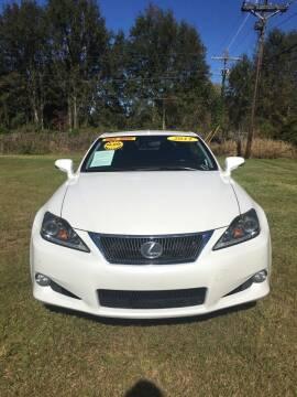 2011 Lexus IS 250C for sale at CAPITOL AUTO SALES LLC in Baton Rouge LA