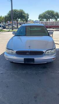 1998 Buick Park Avenue for sale at Eshaal Cars of Texas in Houston TX