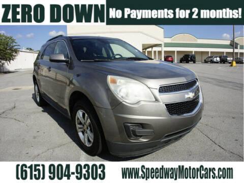 2012 Chevrolet Equinox for sale at Speedway Motors in Murfreesboro TN