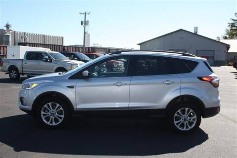2018 Ford Escape for sale at SCHMITZ MOTOR CO INC in Perham MN
