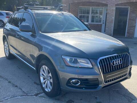 2013 Audi Q5 for sale at MITCHELL AUTO ACQUISITION INC. in Edgewater FL