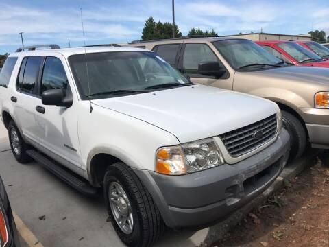 2002 Ford Explorer for sale at Auto Deal Line in Alpharetta GA