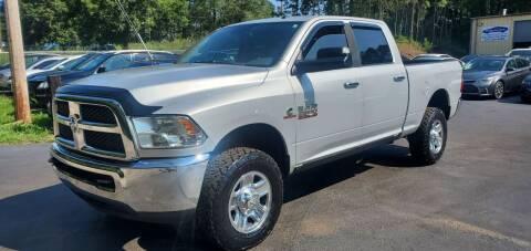 2016 RAM Ram Pickup 2500 for sale at GEORGIA AUTO DEALER, LLC in Buford GA