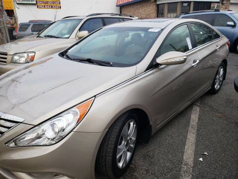 2011 Hyundai Sonata for sale at Jimmys Auto INC in Washington DC
