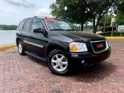 2005 GMC Envoy for sale at PUTNAM AUTO SALES INC in Marietta OH