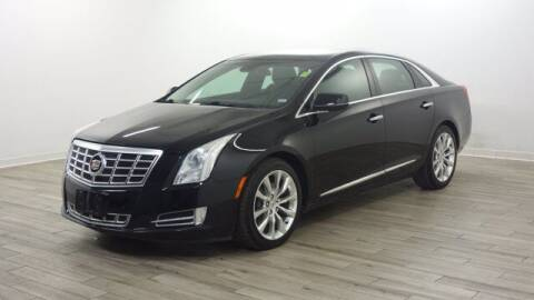 2015 Cadillac XTS for sale at TRAVERS GMT AUTO SALES - Traver GMT Auto Sales West in O Fallon MO