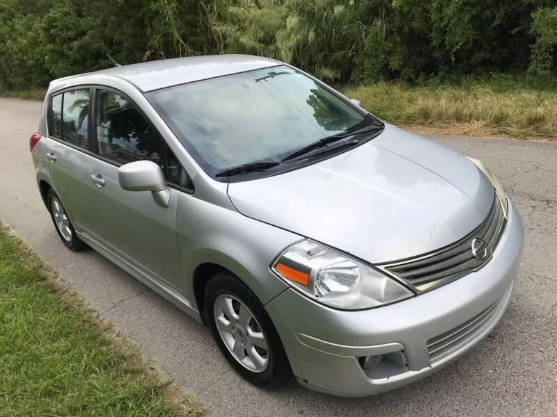 2010 Nissan Versa for sale at LA Motors Miami in Miami FL