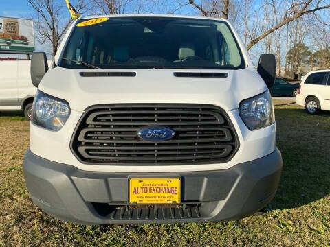 2017 Ford Transit Passenger for sale at DRIVEhereNOW.com in Greenville NC