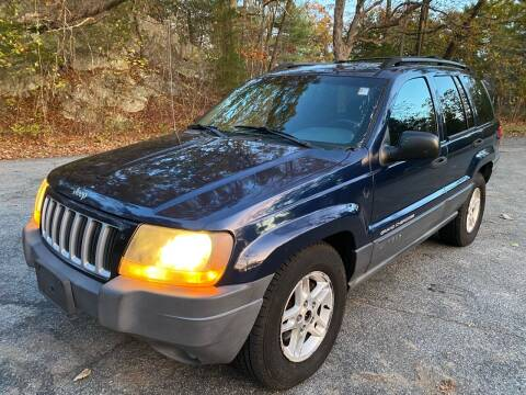 2004 Jeep Grand Cherokee for sale at Kostyas Auto Sales Inc in Swansea MA
