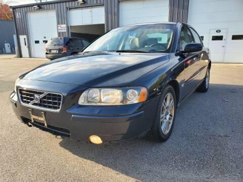 2006 Volvo S60 for sale at MX Motors LLC in Ashland MA
