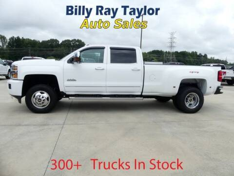 2015 Chevrolet Silverado 3500HD for sale at Billy Ray Taylor Auto Sales in Cullman AL