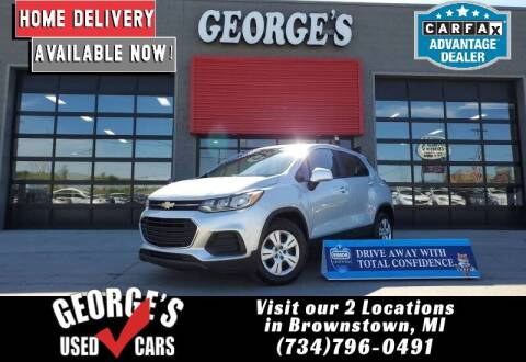 2017 Chevrolet Trax for sale at George's Used Cars - Telegraph in Brownstown MI