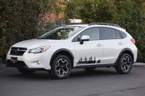 2013 Subaru XV Crosstrek for sale at Beaverton Auto Wholesale LLC in Aloha OR