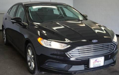 2017 Ford Fusion for sale at World Auto Net in Cuyahoga Falls OH