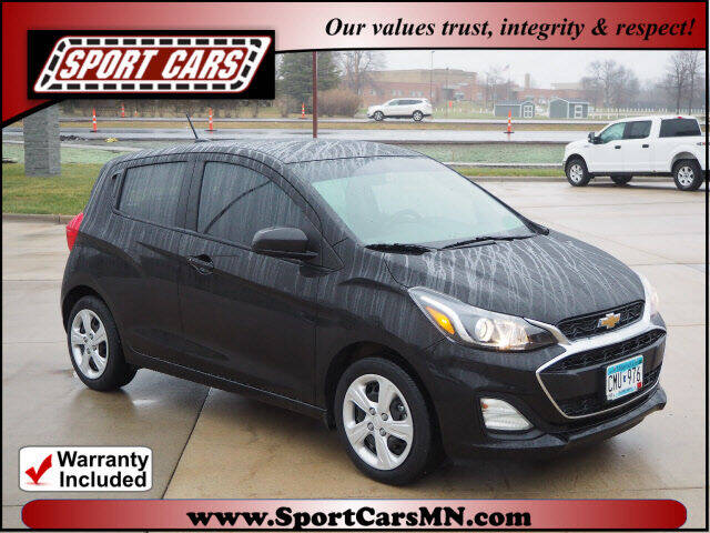 2019 Chevrolet Spark for sale at SPORT CARS in Norwood MN