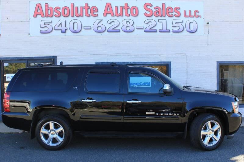 2007 Chevrolet Suburban for sale at Absolute Auto Sales in Fredericksburg VA