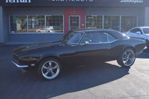 1968 Chevrolet Camaro for sale at Gulf Coast Exotic Auto in Biloxi MS