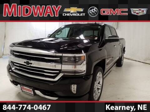 2016 Chevrolet Silverado 1500 for sale at Midway Auto Outlet in Kearney NE