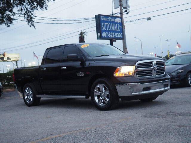 2015 RAM Ram Pickup 1500 for sale at Winter Park Auto Mall in Orlando FL