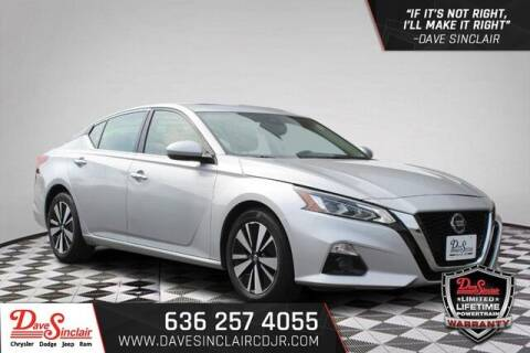 2020 Nissan Altima for sale at Dave Sinclair Chrysler Dodge Jeep Ram in Pacific MO