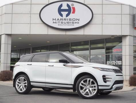 2020 Land Rover Range Rover Evoque for sale at Harrison Imports in Sandy UT