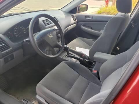 2007 Honda Accord for sale at Vive Auto Sales in Skokie IL