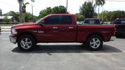 2015 RAM Ram Pickup 1500 for sale at Denny's Auto Sales in Fort Myers FL