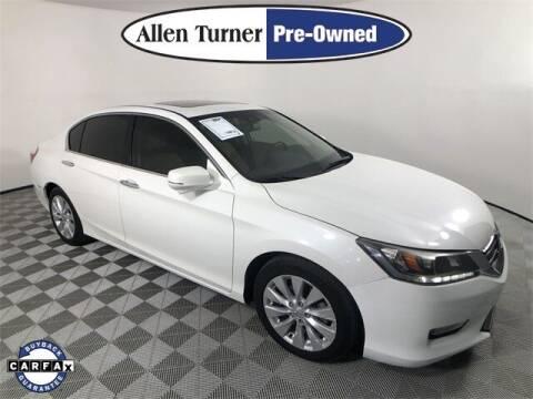 2014 Honda Accord for sale at Allen Turner Hyundai in Pensacola FL