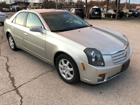 2007 Cadillac CTS for sale at Auto Target in O'Fallon MO