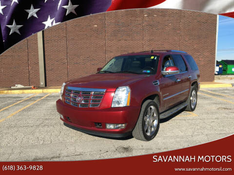 2010 Cadillac Escalade for sale at Savannah Motors in Cahokia IL