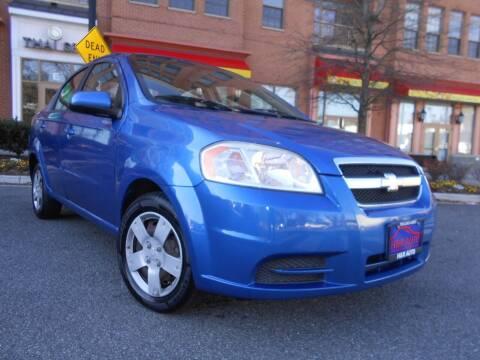 2010 Chevrolet Aveo for sale at H & R Auto in Arlington VA