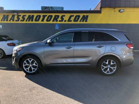2017 Kia Sorento for sale at M.A.S.S. Motors - Fairview in Boise ID