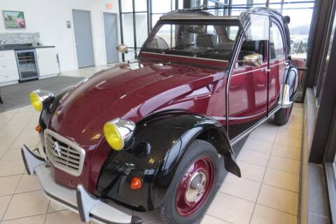 1978 Citroen 2CV for sale at Hagan Automotive in Chatham IL