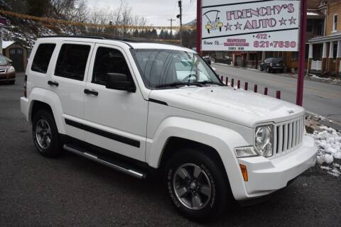 2009 Jeep Liberty for sale at Frenchy's Auto LLC. in Pittsburgh PA