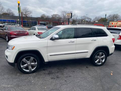 2012 Jeep Grand Cherokee for sale at BWK of Columbia in Columbia SC