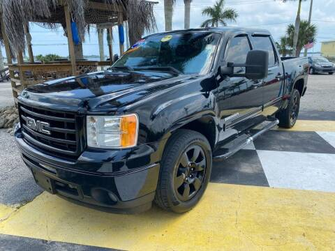 2010 GMC Sierra 1500 for sale at D&S Auto Sales, Inc in Melbourne FL