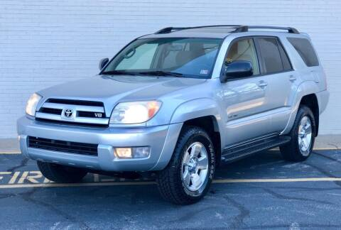 2004 Toyota 4Runner for sale at Carland Auto Sales INC. in Portsmouth VA