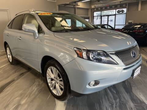 2010 Lexus RX 450h for sale at Crossroads Car & Truck in Milford OH