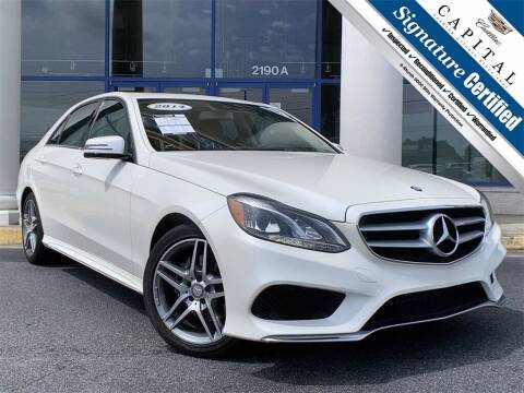 2014 Mercedes-Benz E-Class for sale at Southern Auto Solutions - Capital Cadillac in Marietta GA