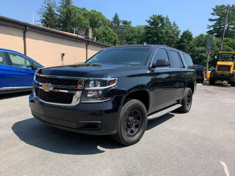 2015 Chevrolet Tahoe for sale at Velocity Motors in Newton MA