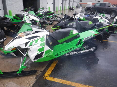 2017 Arctic Cat M 8000 SNO PRO ES (153) for sale at Road Track and Trail in Big Bend WI