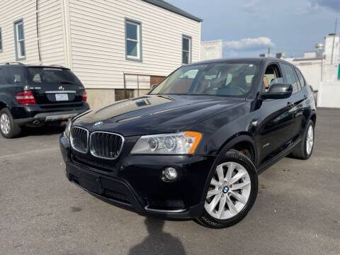 2013 BMW X3 for sale at A1 Auto Mall LLC in Hasbrouck Heights NJ