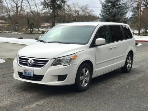 2009 Volkswagen Routan for sale at Apex Motors Parkland in Tacoma WA